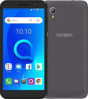 Pure TalkUSA Alcatel 1 - Black
