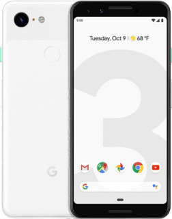 Pure TalkUSA Google Pixel 3 64GB - Clearly White