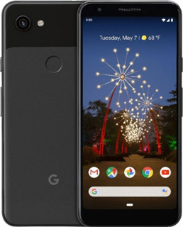 Pure TalkUSA Google Pixel 3A 64GB Black