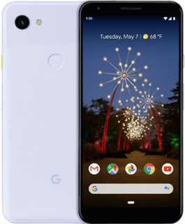Pure TalkUSA Google Pixel 3A XL 64GB - Purple-ish