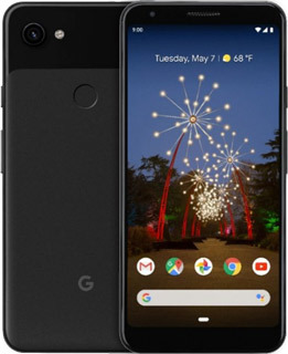 Pure TalkUSA Google Pixel 3A XL 64GB - Just Black
