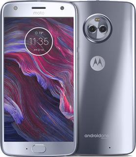 Pure TalkUSA Motorola Moto X4 - Sterling Blue