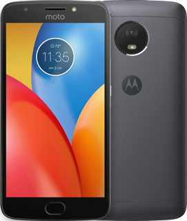 Pure TalkUSA Motorola Moto E4 Plus - Iron Gray
