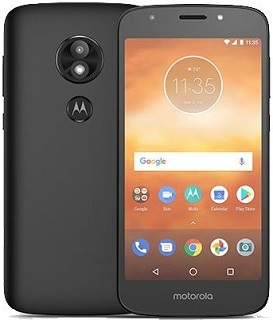 Pure TalkUSA Motorola Moto E5 Play - Black