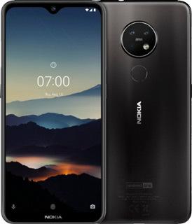 Pure TalkUSA Nokia 7-2 - Charcoal