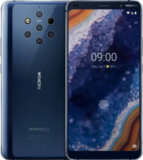 Pure TalkUSA Nokia 9 Pureview - Midnight Blue