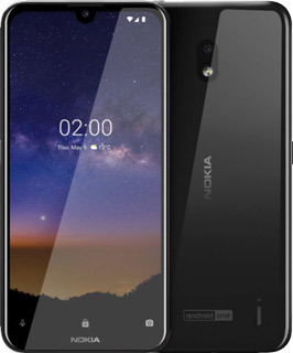 Pure TalkUSA Nokia 2-2 - Black
