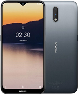 Pure TalkUSA Nokia 2.3 32GB Charcoal