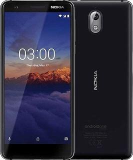 Pure TalkUSA Nokia 3-1 - Black