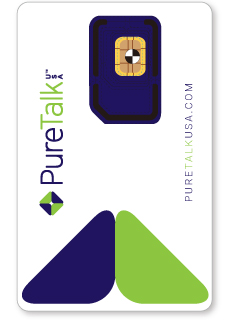 Pure TalkUSA SIM Starter Kit