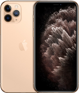 Pure Talk Apple iPhone 11 Pro 256GB Gold