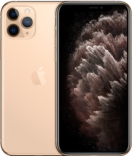 Pure Talk Apple iPhone 11 Pro 64GB Gold