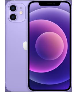 Pure Talk Apple iPhone 12 128GB Purple