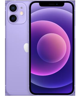 Pure Talk Apple iPhone 12 mini 128GB Purple