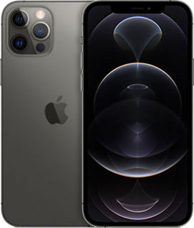 Pure Talk Apple iPhone 12 Pro 128GB Graphite