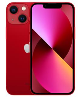 Pure Talk Apple iPhone 13 mini 256GB (PRODUCT)RED