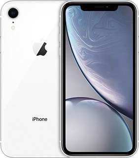 Pure Talk Apple iPhone XR 64GB White