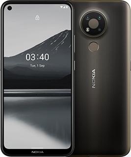 Nokia 3.4 64GB Charcoal