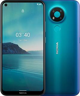 Nokia 3.4 64GB Fjord
