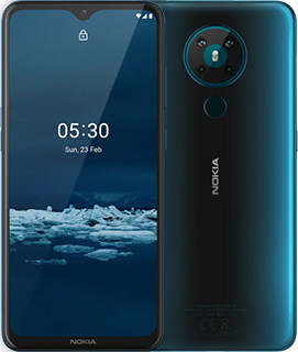 Pure Talk Nokia 5.3 64GB Cyan