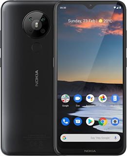 Pure Talk Nokia 5.3 64GB Charcoal