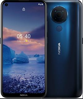 Pure Talk Nokia 5.4 128GB Polar Night