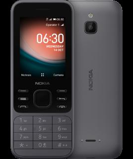 Pure Talk Nokia 6300 4GB Light Charcoal