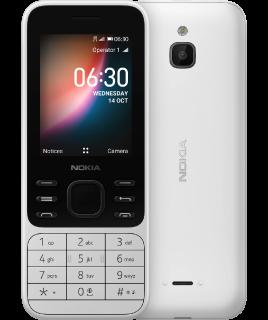 Pure Talk Nokia 6300 4GB Powder White