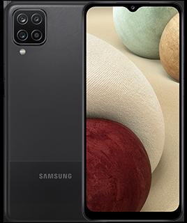 Pure Talk Samsung Galaxy A12 32GB Black