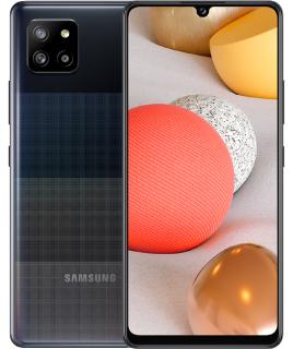 Pure Talk Samsung Galaxy A42 5G 128GB Prism Dot Black