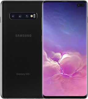 Pure TalkUSA Samsung Galaxy S10 Plus - Black