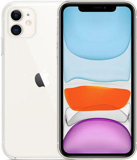 Pure TalkUSA Apple iPhone 11 64GB White