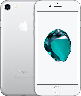 Pure TalkUSA Apple iPhone 7 32GB Silver