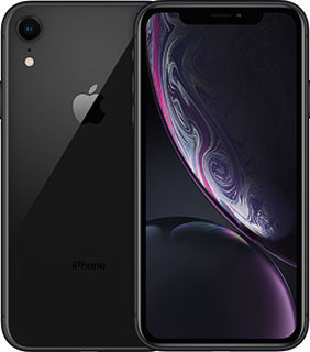 Pure TalkUSA Apple iPhone XR 64GB Black