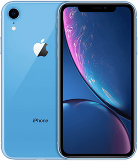 Pure TalkUSA Apple iPhone XR 64GB Blue