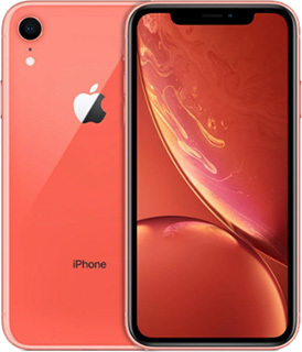 Pure TalkUSA Apple iPhone XR 64GB Coral