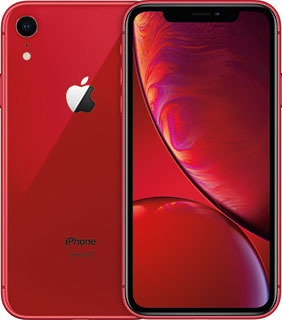 Pure TalkUSA Apple iPhone XR 64GB (PRODUCT)RED