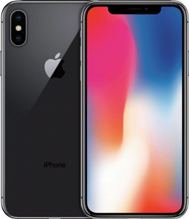 Pure TalkUSA Apple iPhone X 64GB - Space Gray