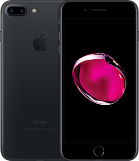 Pure TalkUSA Apple iPhone 7 Plus 32GB Black