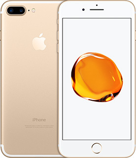 Pure TalkUSA Apple iPhone 7 Plus 32GB Gold