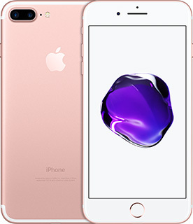 Pure TalkUSA Apple iPhone 7 Plus 32GB Rose Gold