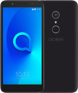 Pure TalkUSA Alcatel 1X - Black